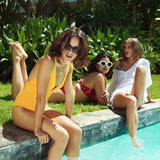 Sun in style: A fashion blogger shares how to look and feel great in swimwear
