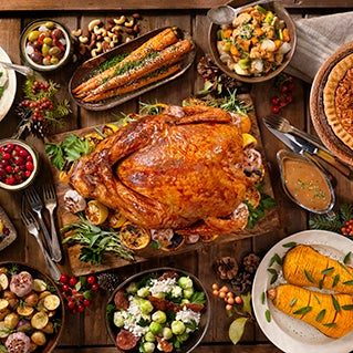 Five tips to lighten the load of holiday cooking