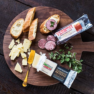 Three cheese boards to impress every party guest