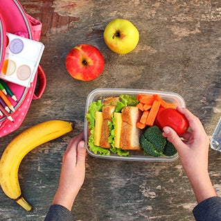 Back to school lunch strategies for busy parents